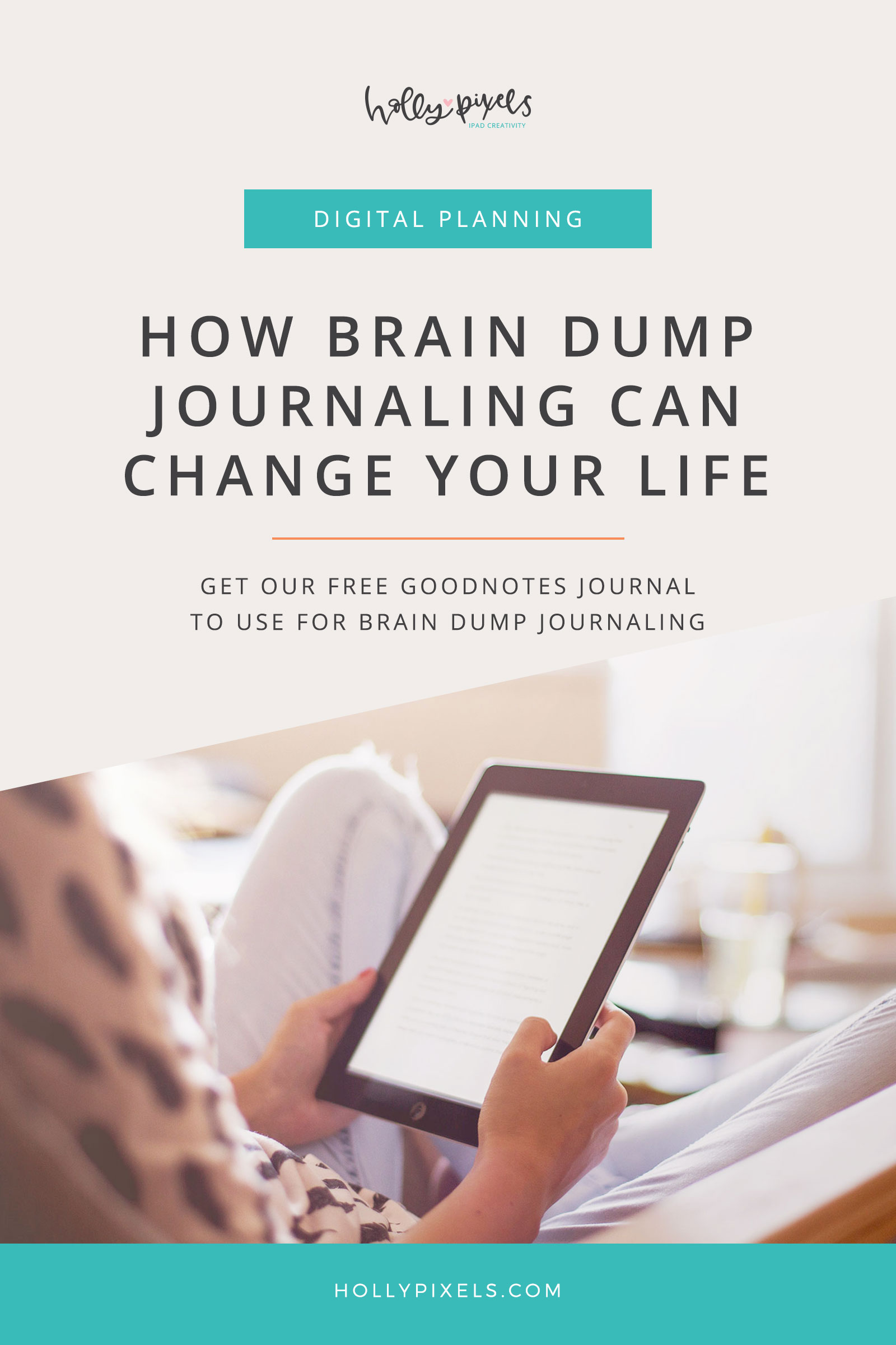 Have you heard of a brain dump? If you're curious about what it can offer you and when/how you should use it then check out our recent post on How Brain Dump Journaling Can Change Your Life by Kate George.