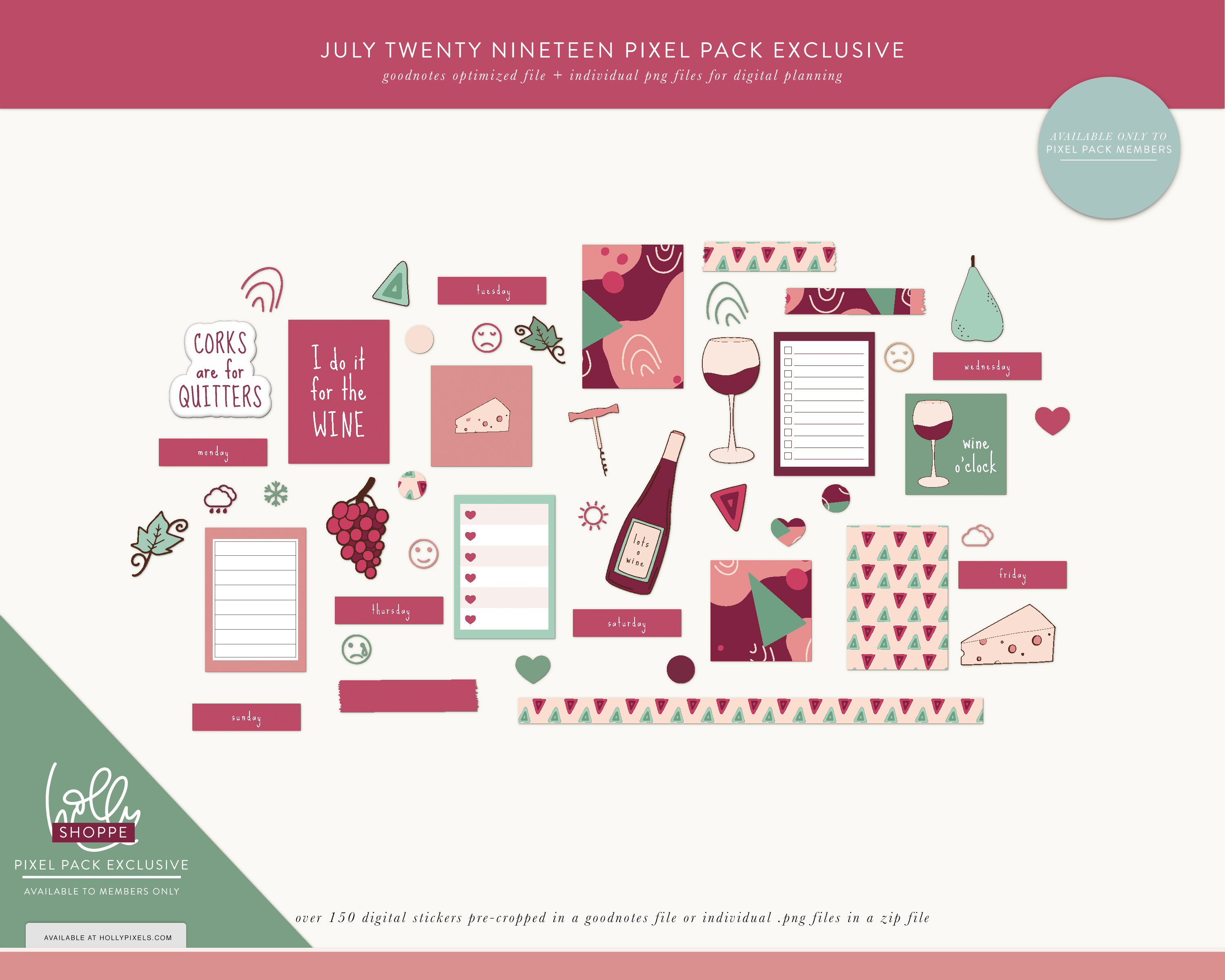Plan Cute in August with Your Digital Planner 6