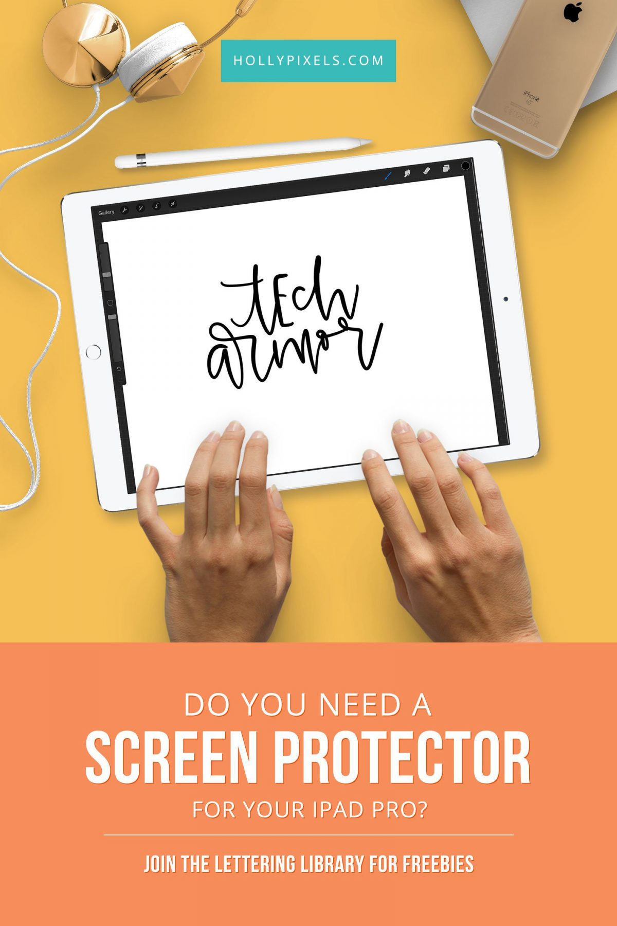 Should You Use a Matte Screen Protector on Your iPad Pro?